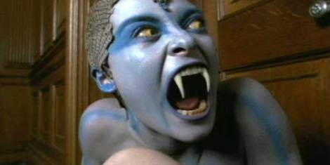 lair of the white worm movie h.p. lovecraft blue fang lady