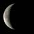 one quarter moon