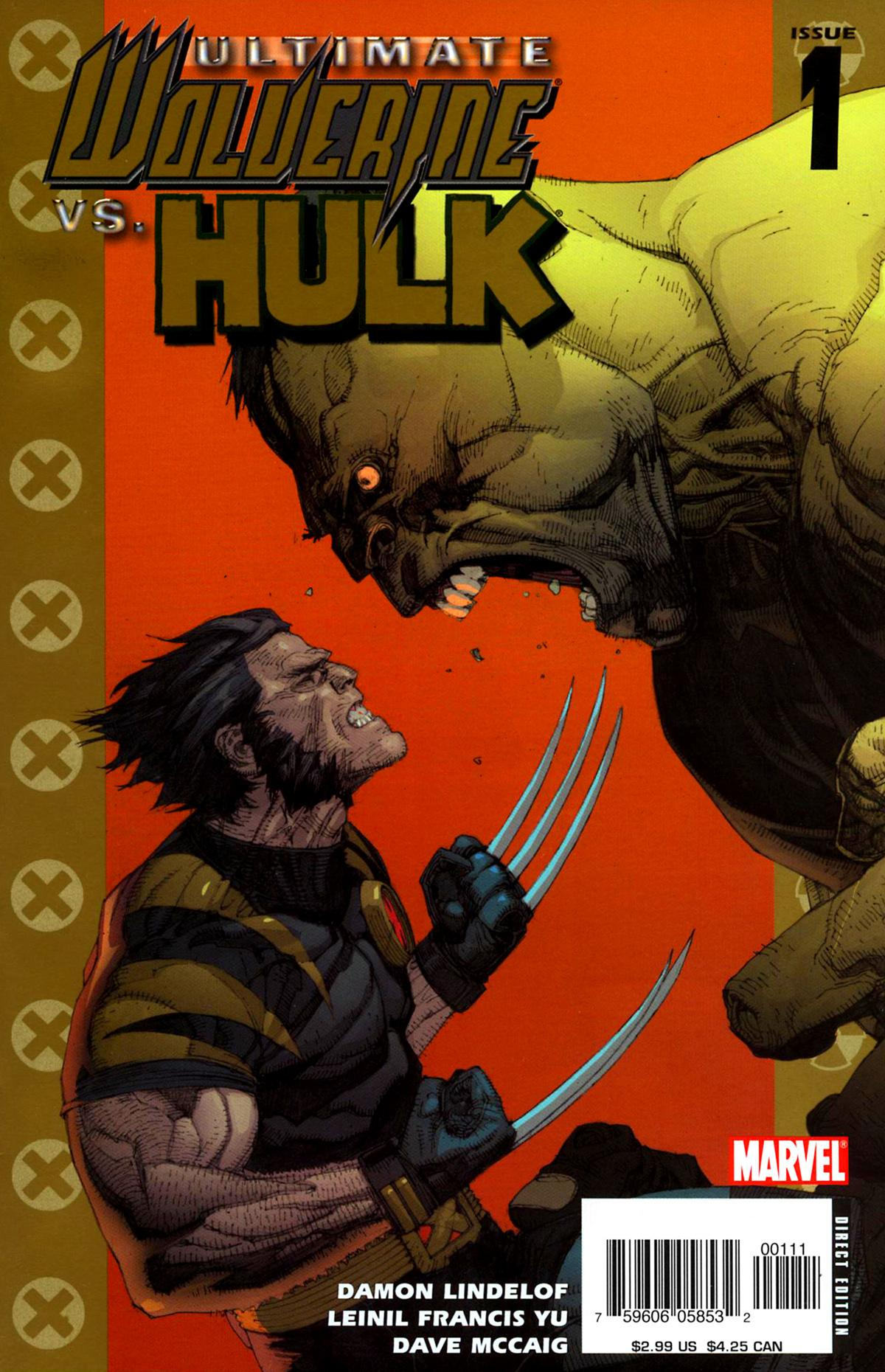 Hulk Fucks She Hulk Pretty ultimate wolverine vs. hulk [review]   the wolfman cometh