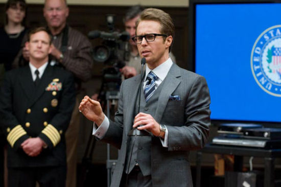 sam rockwell shirtless. Sam Rockwell as Justin Hammer