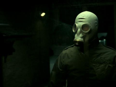 Dead Man S Shoes Gas Mask