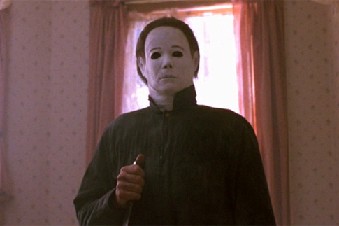 Halloween 4 the return of michael myers 1988 review the wolfman cometh - Masque halloween film ...