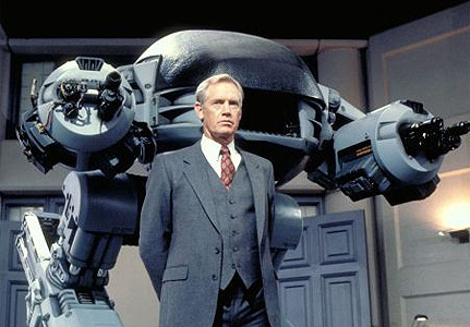 robocop cyborg robot killer thing
