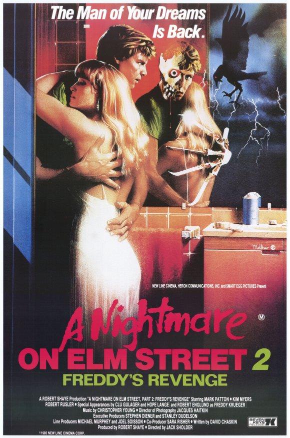 Nightmare on elm street 2 freddy's revenge 1985 review