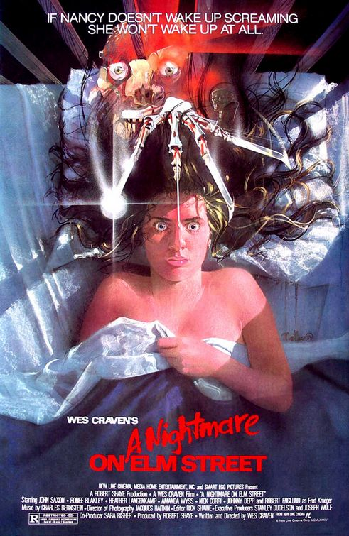 LEONOR: A Wet Dream On Elm Street Scene