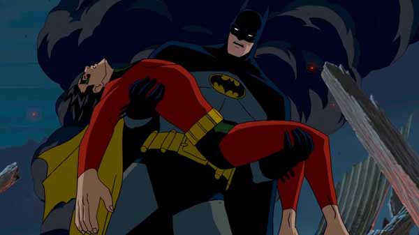 Batman: Under the Red Hood (2010) [REVIEW] | The Wolfman ...