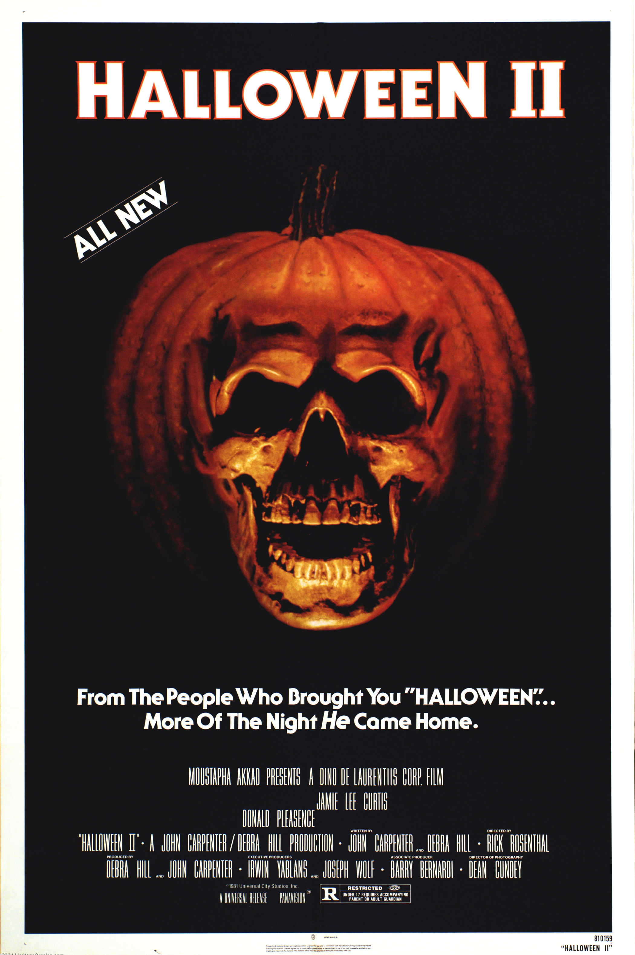 Halloween Ii Movie Wallpaper
