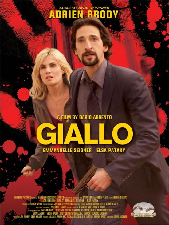 Giallo movie