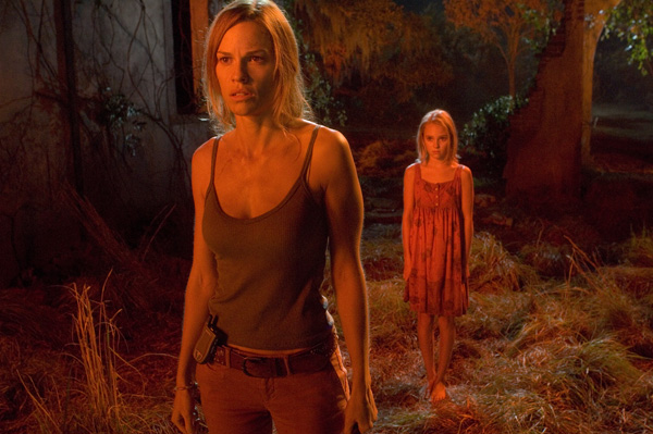 The Reaping  200...Hilary Swank Religion