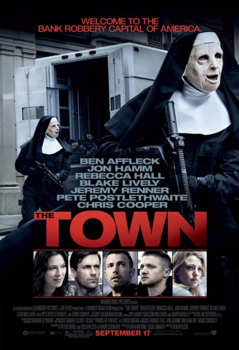 The Town (2010) [REVIEW] | The Wolfman Cometh