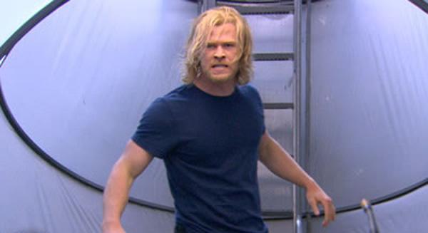 chris hemsworth thor movie. Thor, Odin, and Loki,