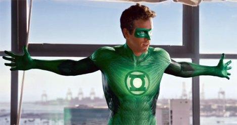 green lantern movie ryan reynold hal jordan suit costume