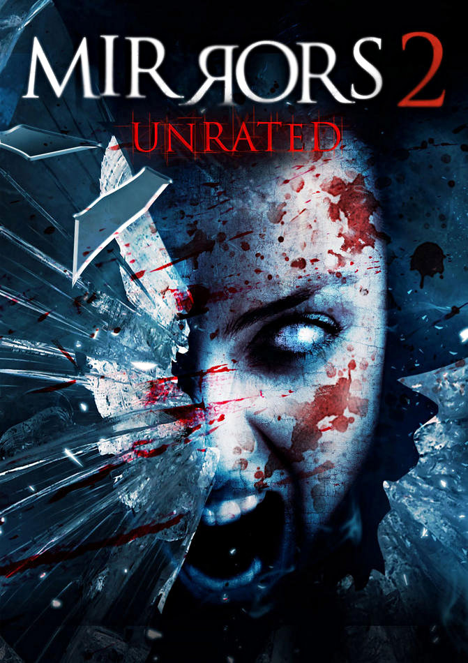 Mirrors 2 2010 review the wolfman cometh for Mirror horror movie