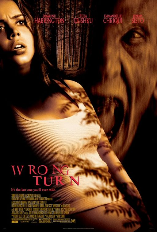 Wrong Turn (2003) [REVIEW] | The Wolfman Cometh