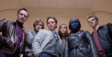 x-men x men first class magneto professor x mystique uniform