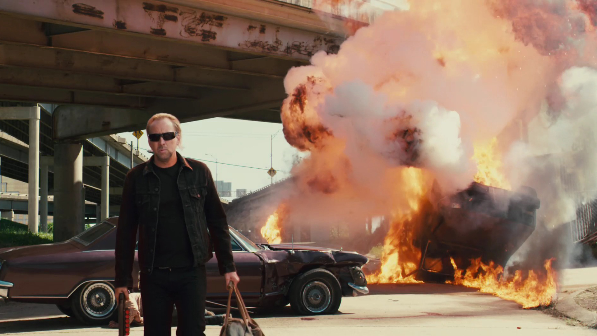 Drive Angry (2011) [REVIEW] | The Wolfman Cometh