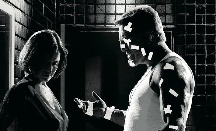 Carla Gugino Sin City