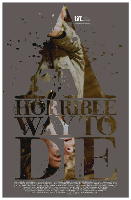 Horrible way to die 2010 review the wolfman cometh