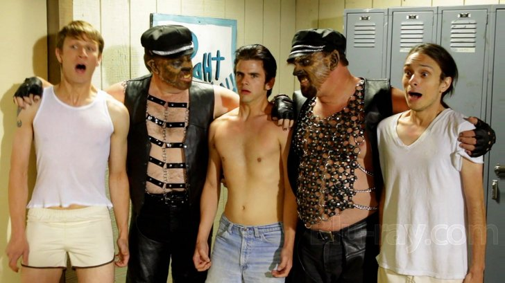 gay dorms
