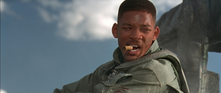 independence day will smith welcome to earth close encounter