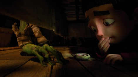 paranorman under the bed zombie ear