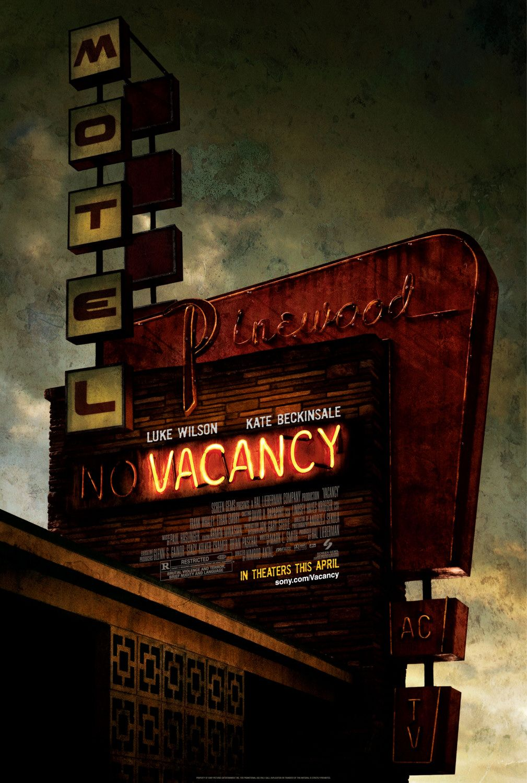 No Vacancy (2012/I) Movie
