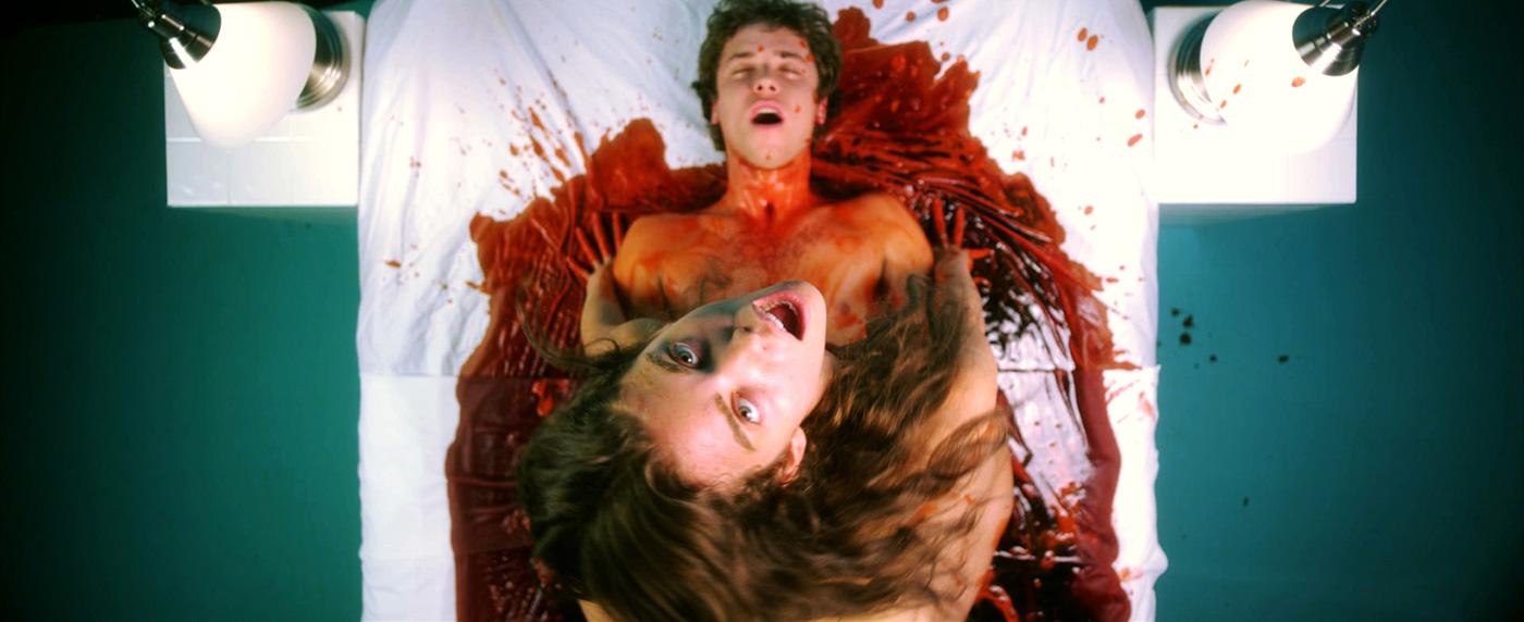 Кровавый секс фото