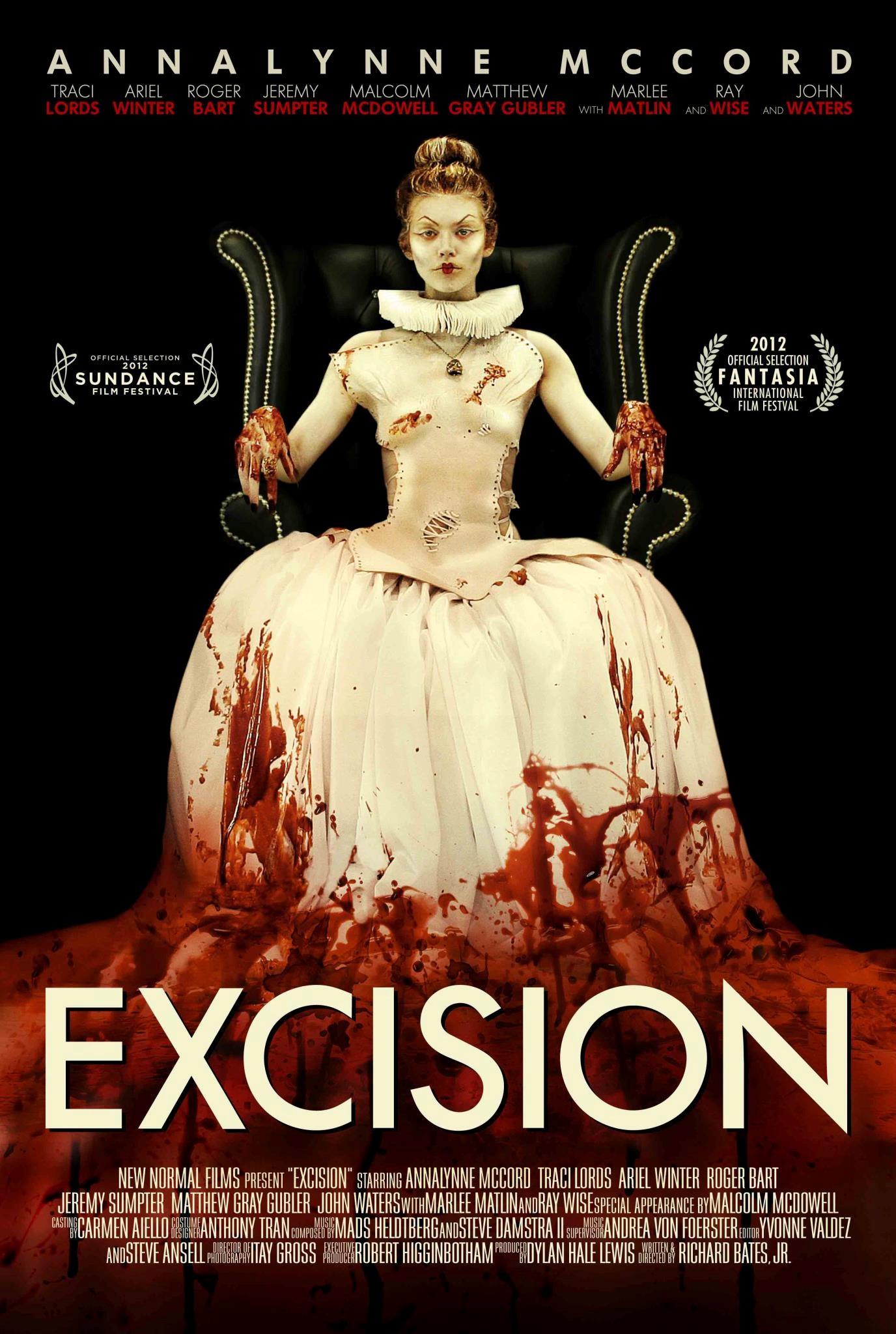Обрезание / Excision (2012) смотреть фильм онлайн в хорошем качестве