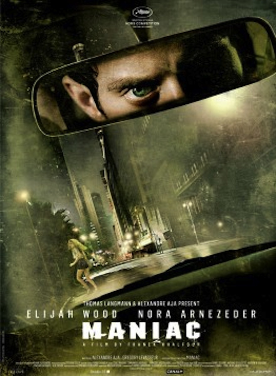 Image result for maniac 2012 poster
