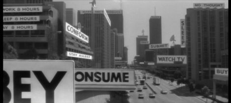 they live billboards messages john carpenter