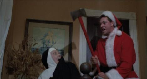 silent night deadly night part 2 mother superior ricky axe