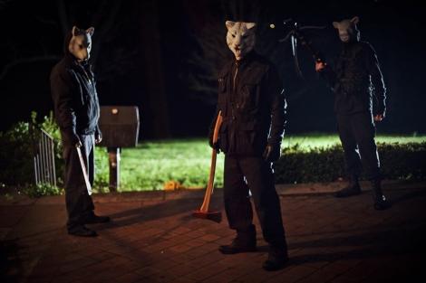you're next masks killers