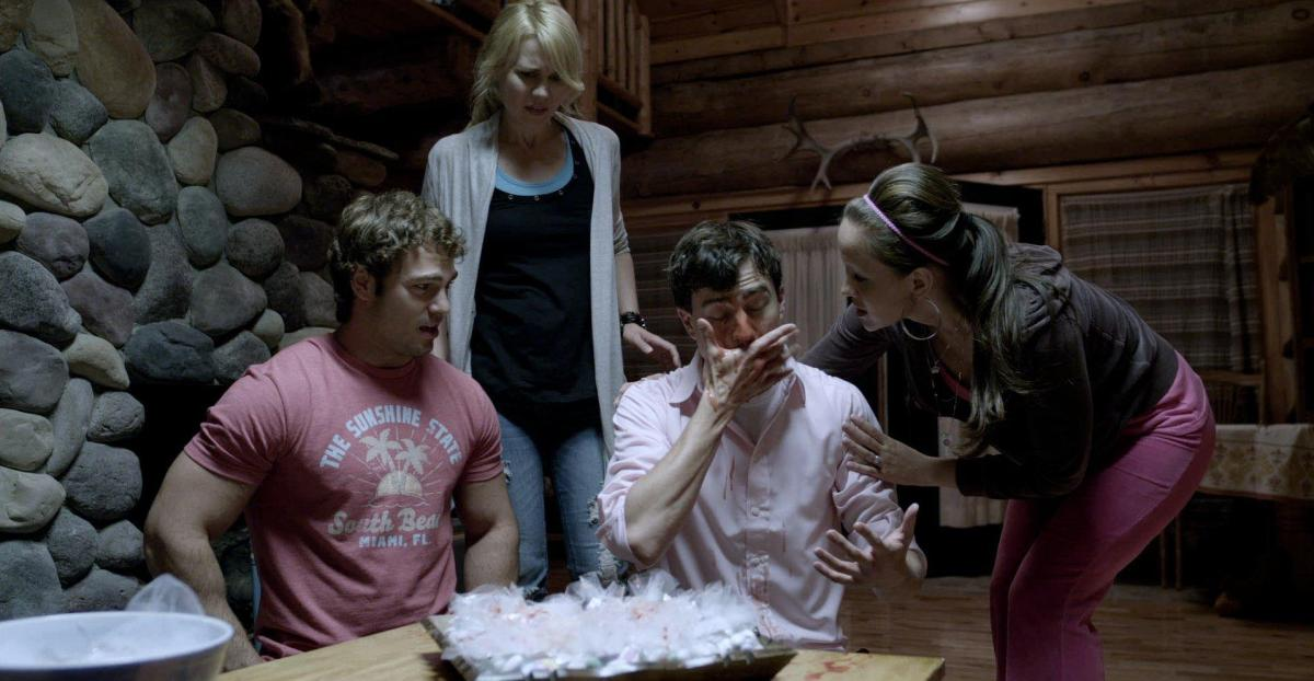 A Little Bit Zombie (2012) [REVIEW] | The Wolfman Cometh