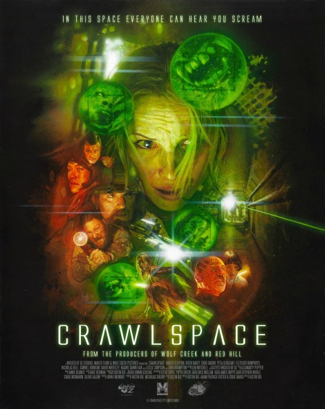crawlspace movie poster amber clayton