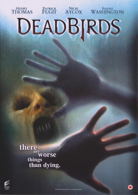 dead birds movie poster dvd cover