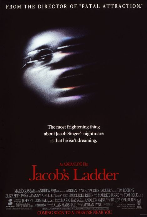 jacob's ladder movie poster