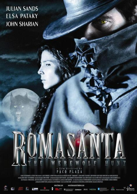 romasanta the werewolf hunt movie poster