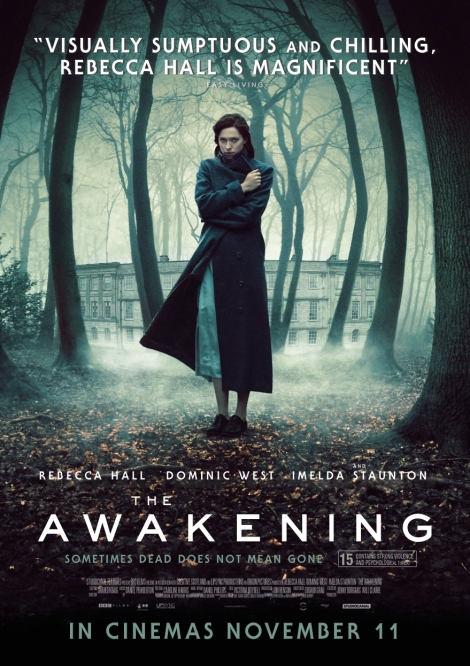 the awakening movie poster rebecca hall