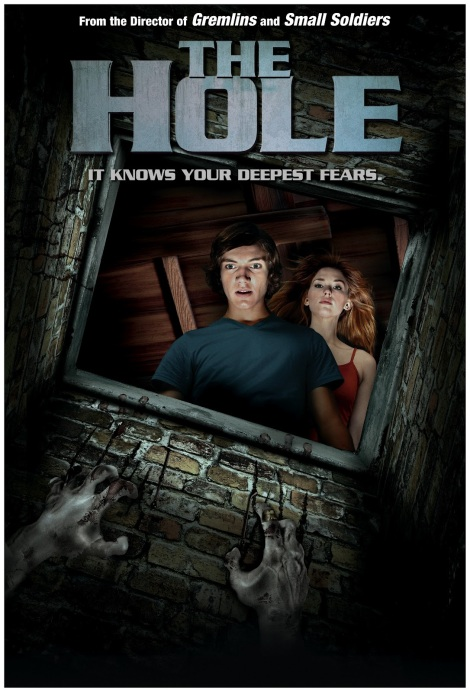 the hole movie poster 2009 joe dante