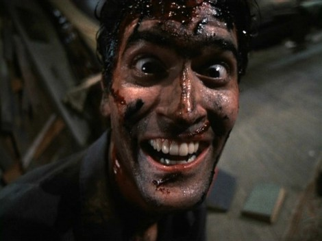 bruce campbell evil dead ii