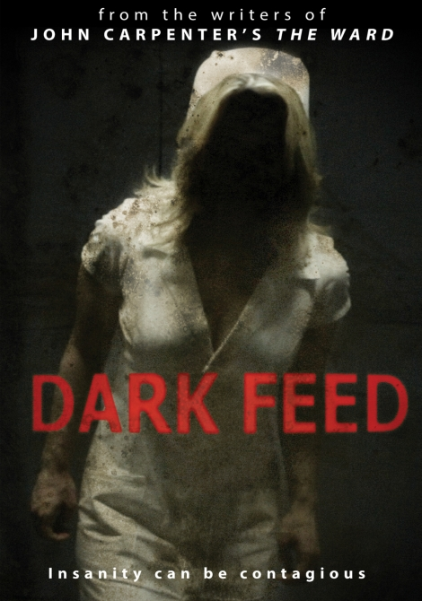 dark feed movie poster insanity is contagious