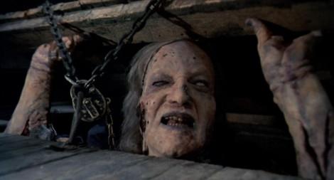 evil dead basement deadite