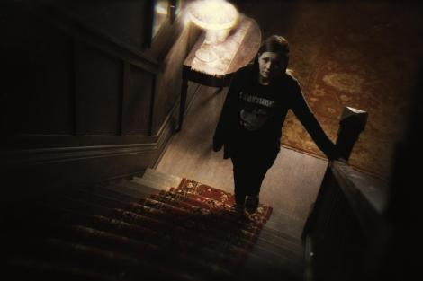 haunter movie abigail breslin staircase