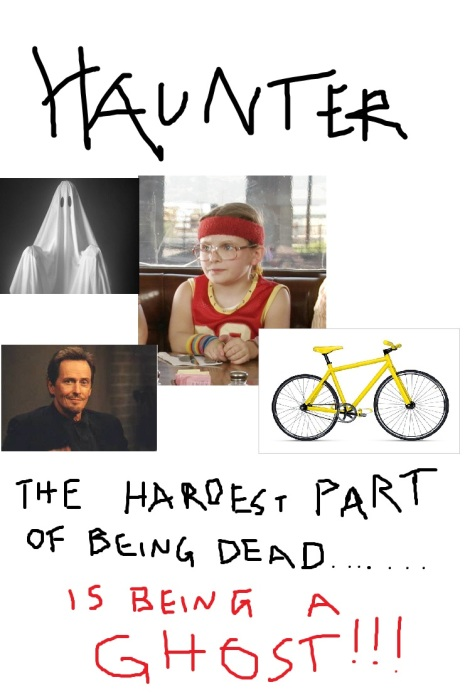 haunter movie poster 2013 abigail breslin