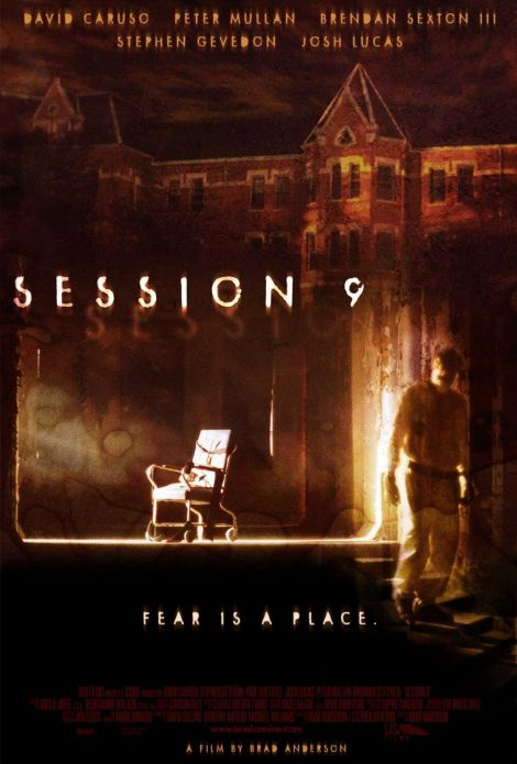session 9 nine movie poster 2001