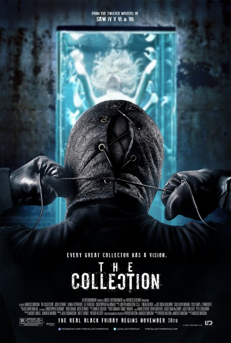 the collection movie poster 2012