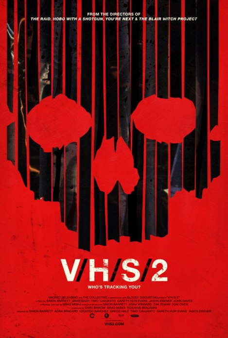 vhs 2 movie poster jason eisener adam wingard