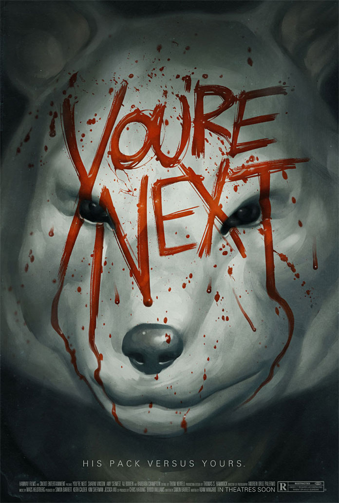 You're next (2011).mkv [Untouched] MD Mp3 1080p BluRay - iTA