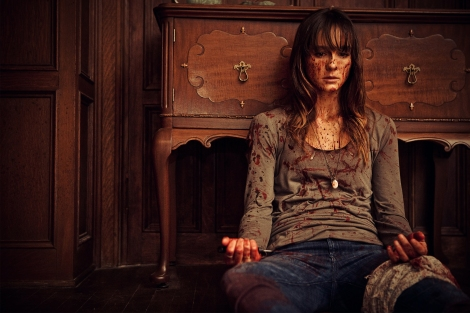 you're next sharni vinson blood