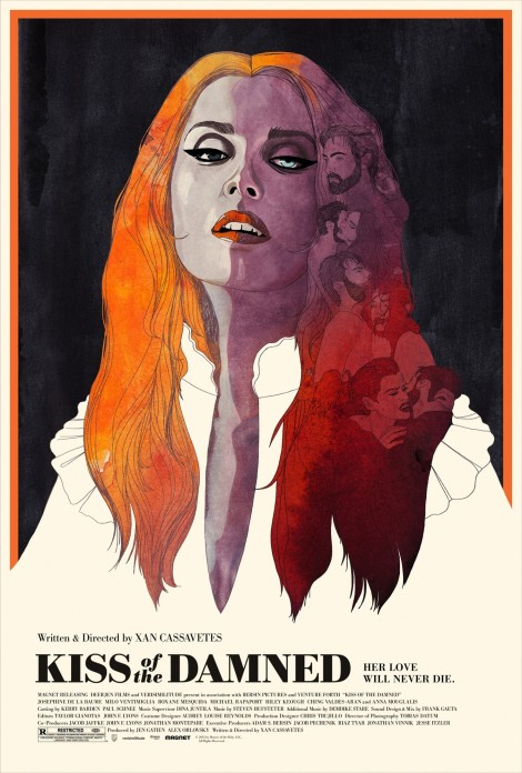 kiss of the damned poster xan cassavetes